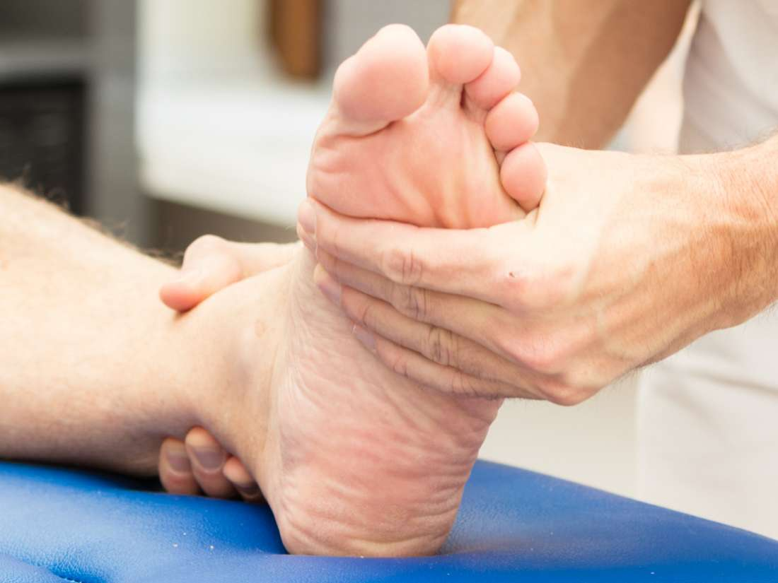 Flat Feet Treatment