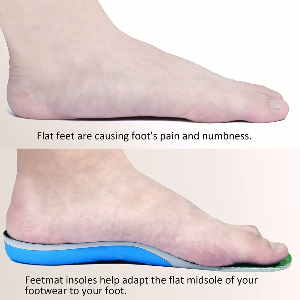 7 Tips to Buy Walking Shoes for Flat Feet